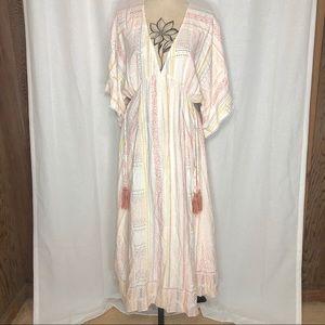 Lulu's Kimono Style Dress